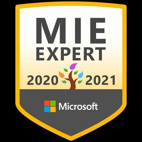 Voor het vierde schooljaar op rij ben ik geselecteerd als #miee! Fijn dat ik weer deel uit mag maken van deze groep enthousiaste, getalenteerde digitale docenten. #mieexpert #docent #onderwijs