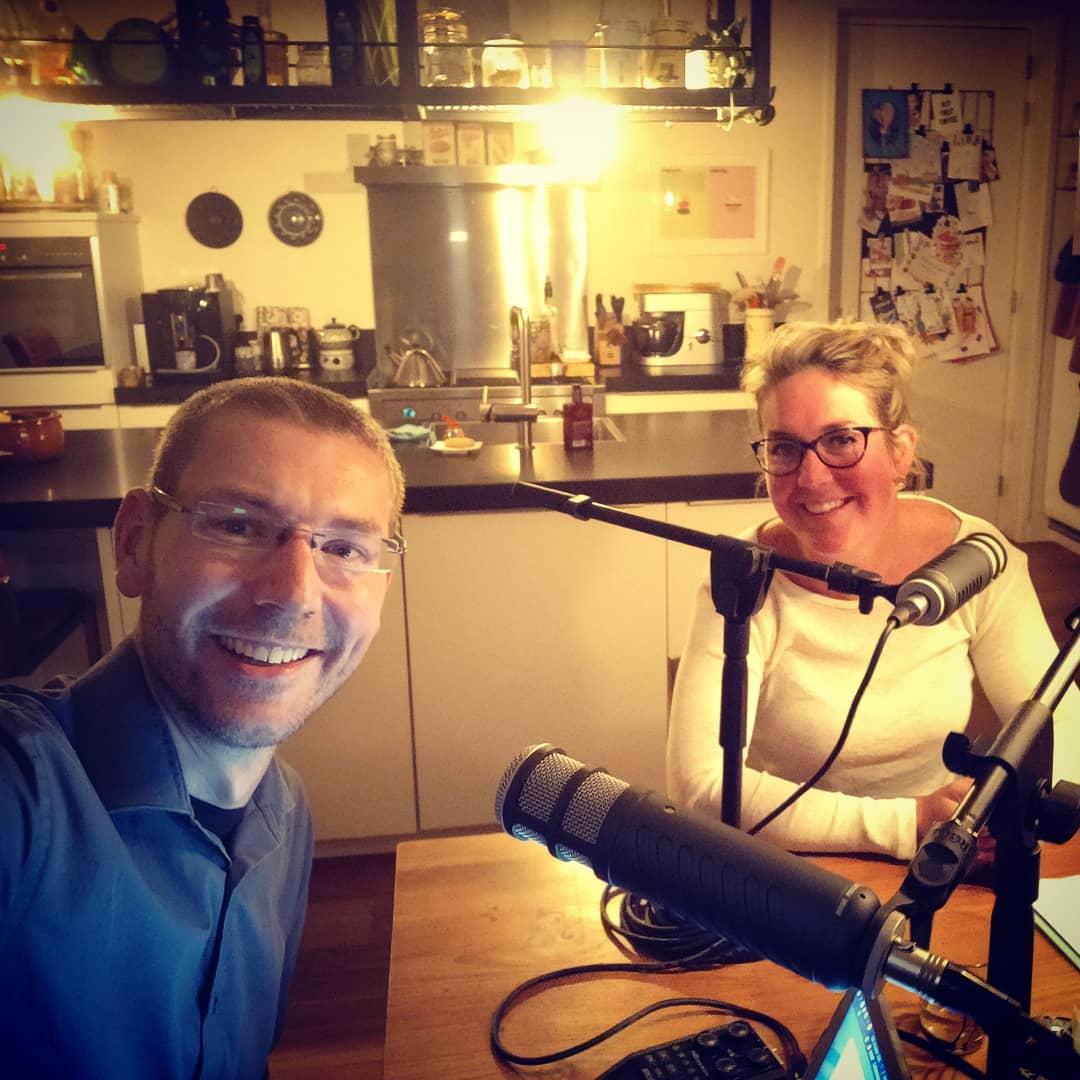 Dat was een leuk gesprek met Nellianne van Schaik over Curriculum.nu. Over enkele weken in @onderwijspodcast